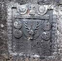 Burial plaque to Alexander MacKenzie - S Farrell.   ©