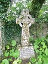 St Donan's Chapel: Cemetery   © Highland Buildings Preservation Trust