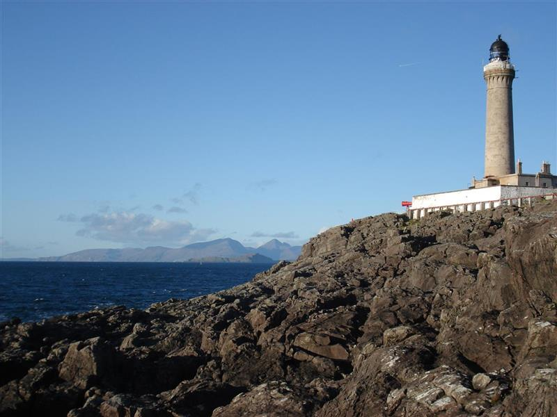 Ardnamurchan Lighthouse © Andrew Taylor
