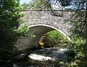 Little Gruinard River bridge, 2011  by Jeremy Fenton, ARCH Community Timeline course  ©
