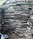 External wallface panorama  by AOC Archaeology  © AOC Archaeology