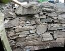 Panorama of inner gallery wall in SE side, left of Figure 9_2a  by AOC Archaeology  © AOC Archaeology