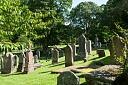 Church_06 facing east from within graveyard  by Steve Worth  © Highland Council